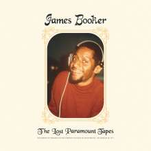 James Booker: The Lost Paramount Tapes, LP
