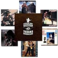 Stevie Ray Vaughan: Texas Hurricane (Hybrid-SACDs) (Limited Numbered Box-Set), 6 Super Audio CDs
