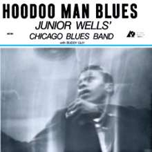 Junior Wells: Hoodoo Man Blues (180g) (Limited-Edition) (45 RPM), LP