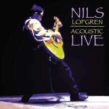 Nils Lofgren: Acoustic Live (Hybrid-SACD), Super Audio CD