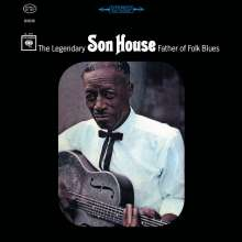 "Eddie James ""Son"" House: The Legendary Father Of Folk Blues, Super Audio CD"