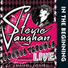Stevie Ray Vaughan: In The Beginning (200g) (Limited-Edition), LP