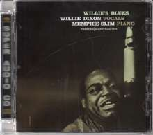 Willie Dixon: Willie's Blues (Hybrid-SACD), Super Audio CD