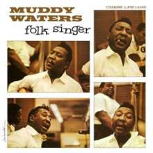Muddy Waters: Folk Singer (200g) (Limited Edition) (45 RPM), 2 LPs