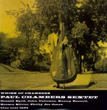 Paul Chambers (1935-1969): Whims Of Chambers (180g) (Limited Edition) (45 RPM), 2 LPs