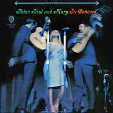 Peter, Paul & Mary: In Concert (200g) (Limited-Edition), 2 LPs