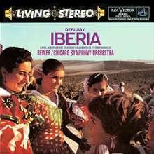 Claude Debussy (1862-1918): Iberia (200g), LP