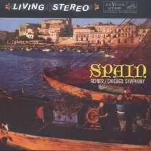 Fritz Reiner - Spain, Super Audio CD