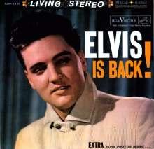 Elvis Presley (1935-1977): Elvis Is Back! (200g) (Limited-Edition) (45 RPM), 2 LPs
