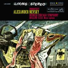 Serge Prokofieff (1891-1953): Alexander Newski-Kantate op.78 (200g), Super Audio CD