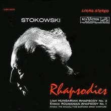Leopold Stokowski - Rhapsodien (200g) (33rpm), LP