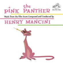Henry Mancini (1924-1994): Filmmusik: The Pink Panther (Hybrid-SACD), Super Audio CD