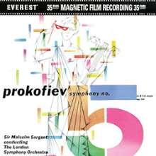 Serge Prokofieff (1891-1953): Symphonie Nr.5  (200g / 45rpm), LP