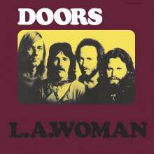 The Doors: L.A.Woman (Hybrid-SACD), Super Audio CD