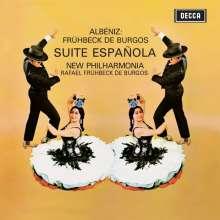 Isaac Albeniz (1860-1909): Suite Espanola, Super Audio CD