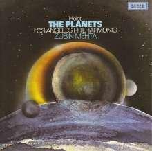 Gustav Holst (1874-1934): The Planets op.32, Super Audio CD