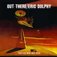 Eric Dolphy (1928-1964): Out There (Hybrid-SACD), Super Audio CD