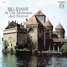 Bill Evans (Piano) (1929-1980): At The Montreux Jazz Festival (200g) (Limited-Edition), LP