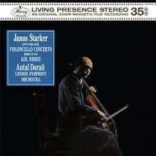 Antonin Dvorak (1841-1904): Cellokonzert op.104 (200g / 45rpm)), 2 LPs