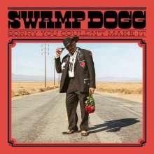 """Swamp Dogg: Sorry You Couldn't Make It (Limited Edition) (Green Vinyl + Flexi 7""""), 1 LP und 1 Single 7"""""""
