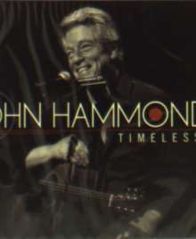 John Hammond: Timeless, CD