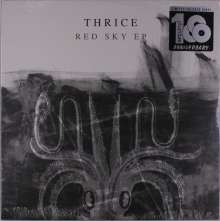 Thrice: Red Sky (Limited-Edition) (Colored Vinyl), LP