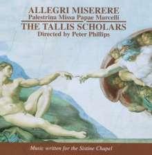 Gregorio Allegri (1582-1652): Miserere, CD