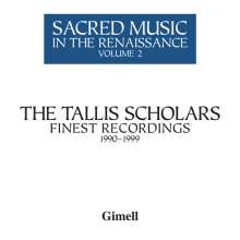 Sacred Music in the Renaissance Vol.2, 4 CDs