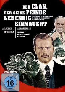 Der Clan, der seine Feinde lebendig einmauert - Limitiert auf 1000 Exemplare (+ DVD), Blu-ray Disc
