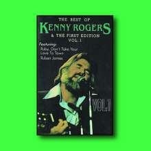 Kenny Rogers: The Best Of Kenny Rogers & The First Edition Vol.1, CD