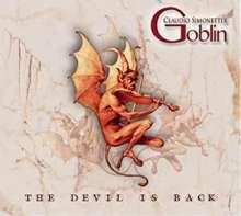 Claudio Simonetti's Goblin: The Devil Is Back, CD