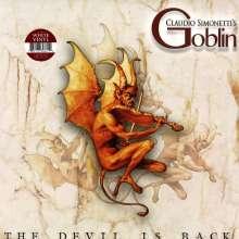 Claudio Simonetti's Goblin: The Devil Is Back (Limited Edition) (White Vinyl), LP