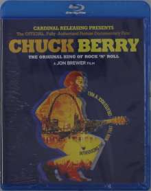Chuck Berry: Original King Of Rock 'n' Roll, Blu-ray Disc