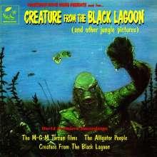 Filmmusik: Creature From The Black Lagoon, CD