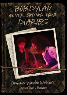 Bob Dylan: Never Ending Tour Diaries: Drummer Winston's Incredible..., DVD