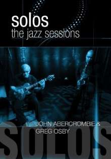 Greg Osby (geb. 1960): Solos: The Jazz Sessions, DVD