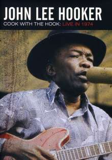 John Lee Hooker: Cook With The Hook: Live In 1974, DVD