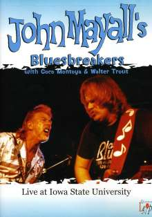 John Mayall: Live At Iowa State University, DVD