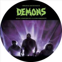 Filmmusik: Demons (Limited Edition) (Picture Disc), LP