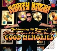 Marty Balin: Good Memories: Celebrating 50 Years Of Jefferson Airplane & Jefferson Starship, 2 CDs