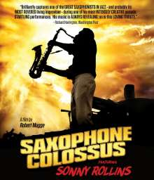 Sonny Rollins (geb. 1930): Saxophone Colossus, Blu-ray Disc