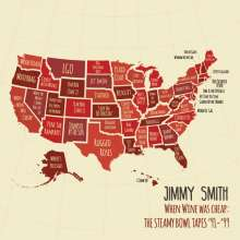 Jimmy Smith (Organ) (1928-2005): When Wine Was Cheap: The Steamy Bowl Tapes '91 - '99, 2 CDs
