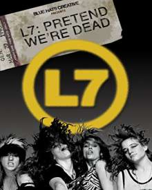 L7: Pretend We're Dead, 1 Blu-ray Disc und 1 DVD