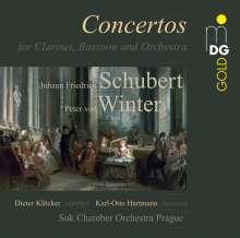 Dieter Klöcker & Karl-Otto Hartmann - Concertos, CD
