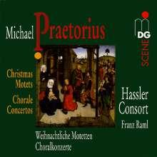 Michael Praetorius (1571-1621): Weihnachtliche Chormusik, CD