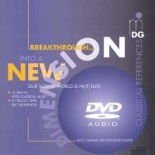 "MDG-DVD-Audio ""New Dimension"", DVD-Audio"