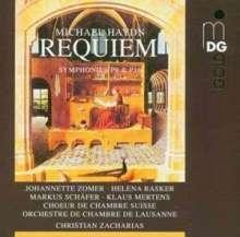 Michael Haydn (1737-1806): Missa pro defuncto Archiepiscopo Sigismundo (Requiem), CD