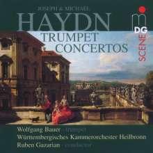 Joseph Haydn (1732-1809): Trompetenkonzert Es-Dur, Super Audio CD