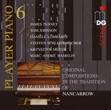 Player Piano Vol.6, CD