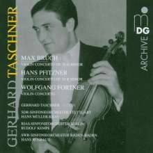 Wolfgang Fortner (1907-1987): Violinkonzert, CD